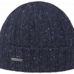 Bonnet en tricot Wisconsin Donegal Stetson bleu