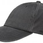 Casquette baseball Statesboro Stetson noir
