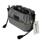 Bag in Bag onze poches gris