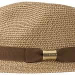 Chapeau Traveller Newkirk Toyo Stetson beige-marron