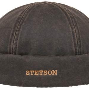 Bonnet Docker Co/Pes Stetson marron