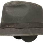 Chapeau Traveller Berico Ear Flaps Stetson marron