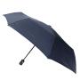 Parapluie pliant bleu mixte automatique