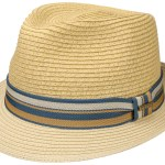 Chapeau trilby Licano Toyo Stetson beige