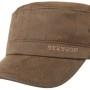 Casquette Army Stampton Stetson marron