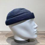 Bonnet Docker jean brut bleu