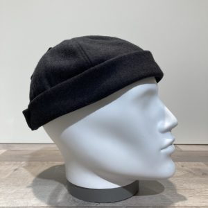 Bonnet Docker noir