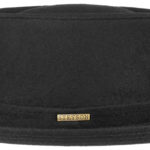 Chapeau Porkpie Wool Stetson noir