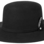 Chapeau Cordobes en laine Open Crown Stetson noir