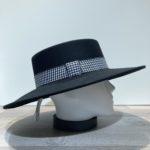 Chapeau Cordobes feutre laine noir