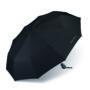 Parapluie pliant mixte automatique Easymatic Pierre Cardin noir