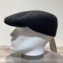 Casquette laine noir doublée avec cache-oreilles rabattables Göttmann