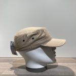 Casquette cubaine beige ajustable