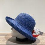 Chapeau Sydney denim anti UV ajustable malléable